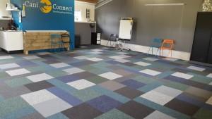 trainingsruimte binnen hondenschool ijsselstein